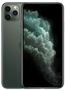 Apple iPhone 11 Pro Max 256Gb (Midnight Green)
