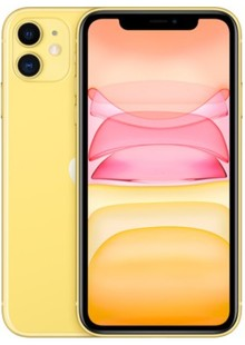 Apple iPhone 11 256Gb (Yellow)