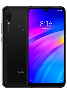 Xiaomi Redmi 7 4/64GB Black