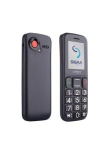 Sigma mobile Comfort 50 mini 3 black-black