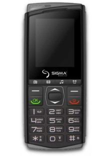 Sigma mobile Comfort 50 mini 4 black-grey