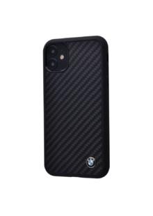 Glass Carbon BMW Case (Glass+TPU) iPhone 11