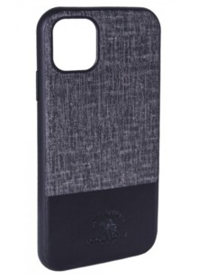 POLO Virtuoso (Textile+TPU) iPhone 11 (black)