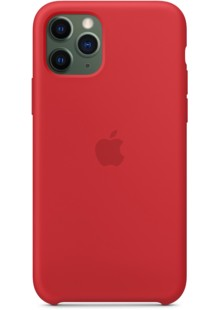 iPhone 11 Pro Silicone Case - (PRODUCT)RED - (MWYH2)