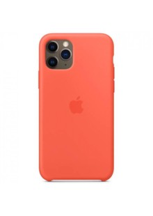 iPhone 11 Pro Silicone Case - Clementine (Orange) - (MWYQ2)