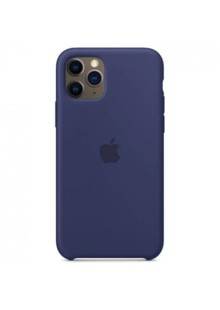 iPhone 11 Pro Silicone Case - Midnight Blue - (MWYJ2)