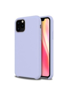 Silicone Case Full Cover iPhone 11 Pro (light purple)