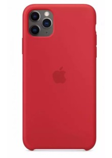 Silicone Case High Copy iPhone 11 Pro (red)
