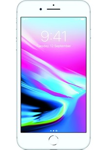 Apple iPhone 8 64Gb Silver (MQ6H2)