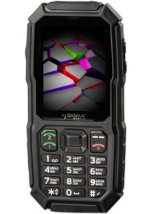 Sigma mobile X-treme PQ 27 black