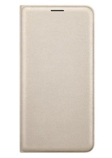 КНИЖКА FLIP COVER Samsung J510 gold(23745)