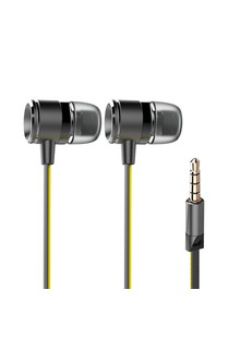 Golf M3 In-Ear Headphones Silver