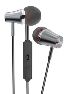 Golf M6 In-Ear Headphones Grey