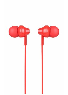 Hoco M14 In-Ear Headphones Red