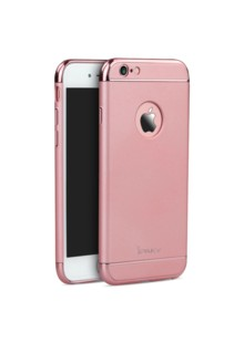 Чехол Ipaky  iPhone 5 Carbon Case  pink