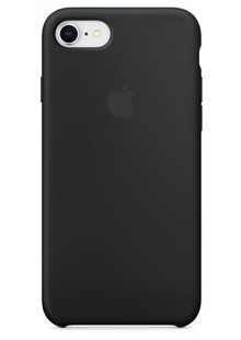 Накладка IPHONE6 Silicone case 360 Black