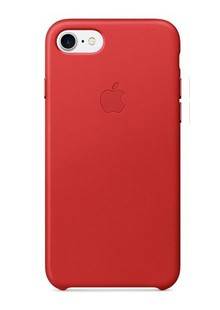Накладка IPHONE6 Silicone case 360 Candy red