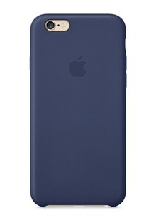 Накладка IPHONE6 Silicone case 360 Midnight blue