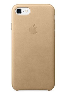 Чехол iPaky Leather Case iPhone 6plus gold