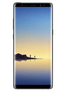 Samsung Galaxy Note 8 64GB Black (SM-N950FZKD)