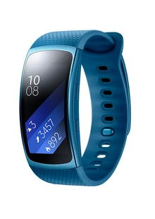 Samsung Gear Fit 2 SM-R3600ZBASEK Blue