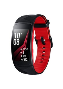 Samsung Gear Fit 2 Pro Red small (SM-R365NZRNSEK)