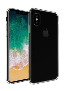TPU чехол Ultrathin Series 0,33mm для Apple iPhone X (5.8