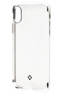 Накладка Totu Soft Jane Apdated Version Cese (TPU) iPhone X (silver)