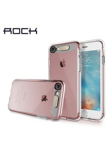 Светящийся TPU чехол ROCK Tube Series для Apple iPhone 7 / 8 (4.7