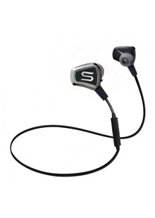 Наушники Soul Impact Wireless Bluetooth Earphones Chrome Black