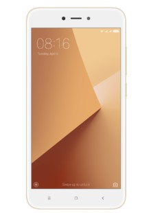 Xiaomi Redmi Note 5A  2/16 gb gold EU