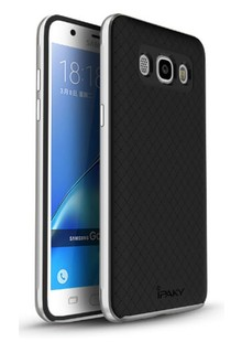 Чехол iPaky TPU+PC Samsung G570 Space grey