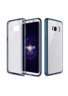 Чехол iPaky TPU+PC Samsung S8 blue