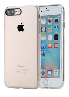 TPU+PC чехол Rock Pure Series для Apple iPhone 7 plus / 8 plus (5.5