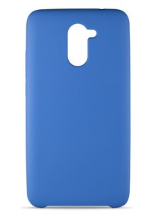 Original Soft Case for Huawei Y7/Y7 Prime Blue