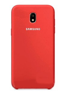 Original Soft Case for Samsung J510 (J5-2016) Red