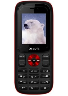 BRAVIS C180 JINGLE DUAL SIM BLACK