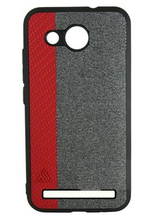 Накладка Inavi Canvas Huawei Y3II red