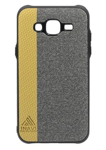 Накладка Inavi Canvas Samsung J710 gold