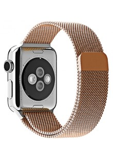Ремешок Apple Watch  Milanese Loop 38 mm Gold