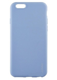 Силикон Inavi SIMPLE COLOR Xiaomi Redmi Note 4X (фиолетовый)