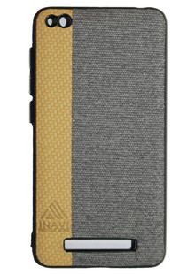 Накладка Inavi Canvas Xiaomi Redmi 4A gold