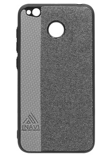 Накладка Inavi Canvas Xiaomi Redmi 4X grey