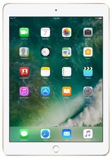 Планшет Apple iPad Wi-Fi + LTE 32GB Gold (MRM02) 2018