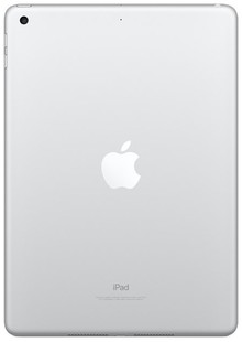 Планшет Apple iPad Wi-Fi + LTE 128GB Silver (MR732) 2018