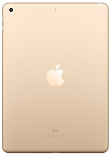 Планшет Apple iPad Wi-Fi + LTE 128GB Gold (MRM22) 2018