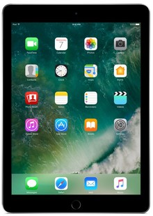 Планшет Apple iPad Wi-Fi + LTE 128GB Space Gray (MR7C2) 2018