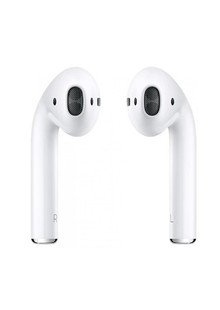 Apple AirPods Wireless  (Left-Right)