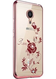Beckberg Breathe seria Meizu M6 Note Rose