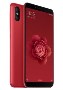 Xiaomi Mi 6X 4/64GB Red EU